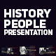 History People Presentation - VideoHive Item for Sale