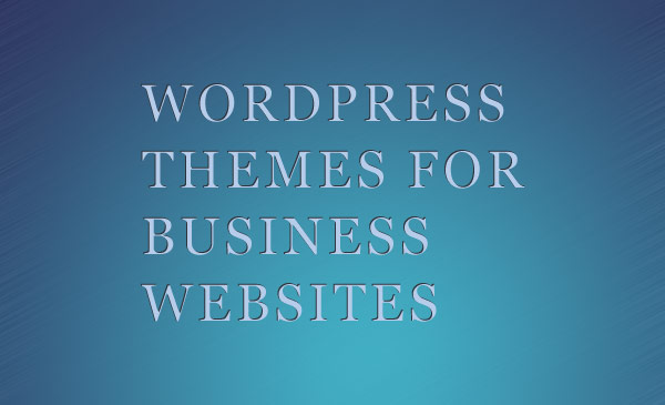 My Top WP Business Themes