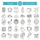 30 Travel Line Icons - GraphicRiver Item for Sale