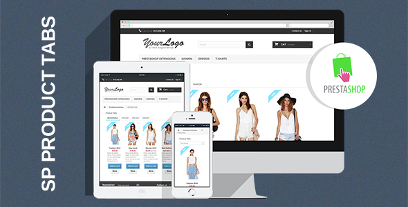 SP Product Tabs - Responsive Prestashop Module  - CodeCanyon Item for Sale