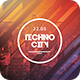 Techno City Flyer - GraphicRiver Item for Sale