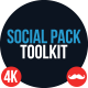 Social Pack Toolkit - VideoHive Item for Sale