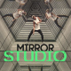 Triangular Mirror Studio - VideoHive Item for Sale