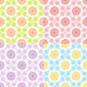 Set of Four Seamless Patterns. - GraphicRiver Item for Sale