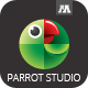Parrot Studio Logo - GraphicRiver Item for Sale