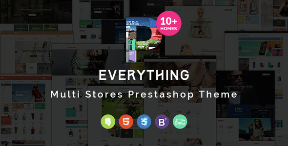Everything – Multipurpose Responsive Prestashop Theme
