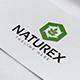 Naturex Logo - GraphicRiver Item for Sale