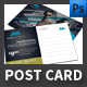 Photographer Postcard Template - GraphicRiver Item for Sale
