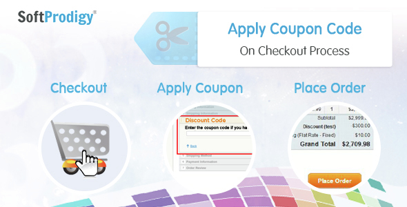 Apply Coupon Code on Checkout Process Checkout - CodeCanyon Item for Sale