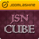 JSN Cube - Joomla Fashion Responsive Template Nulled