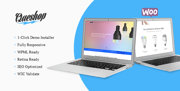 Qshop - WooCommerce WordPress Theme