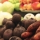 Fresh Vegetables on The Market - VideoHive Item for Sale