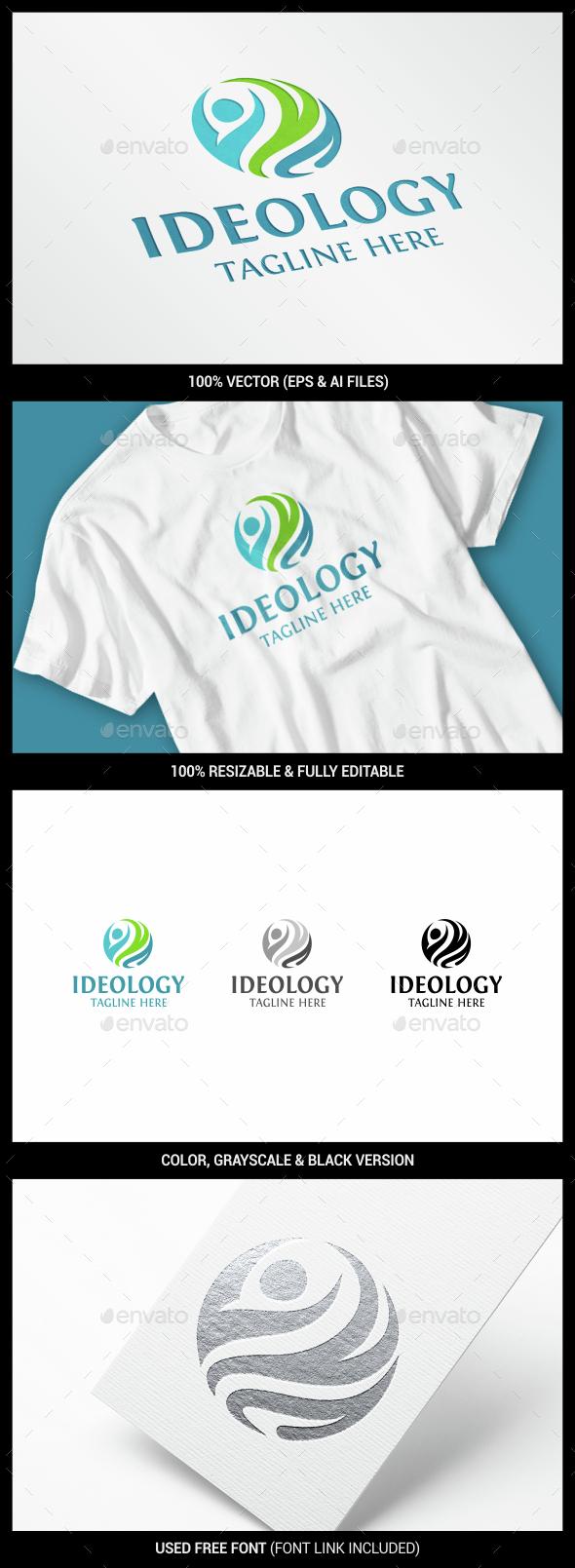 Human - Humans Logo Templates