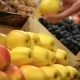 Buyer Chooses The Apples On The Market And Adds To Cart - VideoHive Item for Sale