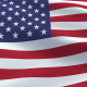 USA Flag High Quality in 2 Variants - VideoHive Item for Sale