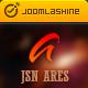 JSN Ares - Creative Joomla Portfolio Template  Nulled