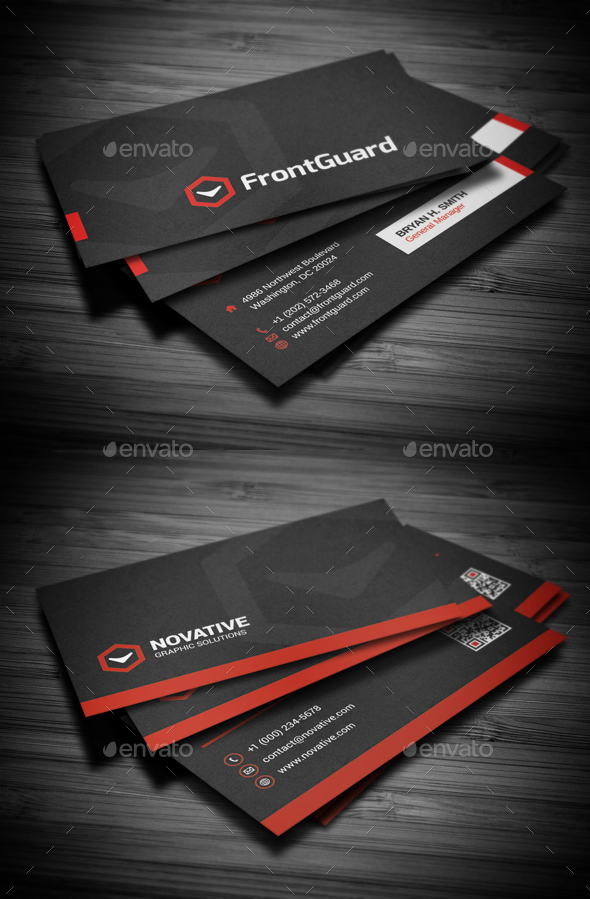 Business Cards Bundle #9 - Business Cards Print Templates