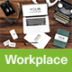 Workplace Mock-Up - GraphicRiver Item for Sale