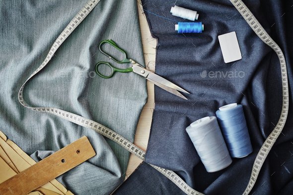 Tailoring objects - Stock Photo - Images