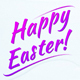 Easter Animated Wish Card Logo Reveal - VideoHive Item for Sale