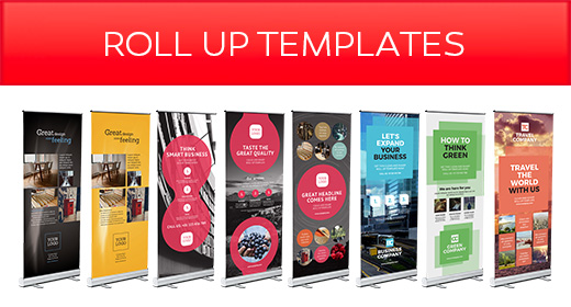 Roll Up Templates