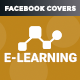 Facebook Timeline Cover - E-Learning - GraphicRiver Item for Sale