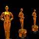 Statue Oscar Rotates - VideoHive Item for Sale