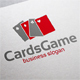 Cards Game Logo - GraphicRiver Item for Sale