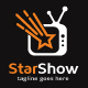 Star Television Logo - GraphicRiver Item for Sale