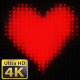 Heart with Lights VJ - 3 - VideoHive Item for Sale
