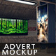 Subway Station Mockups Adverts - GraphicRiver Item for Sale