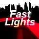 Fast Car Lights Logo Reveal - VideoHive Item for Sale