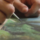 Artist Painting Nature Landscape - VideoHive Item for Sale