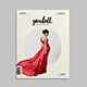 Gundull Clean Magazine Template - GraphicRiver Item for Sale