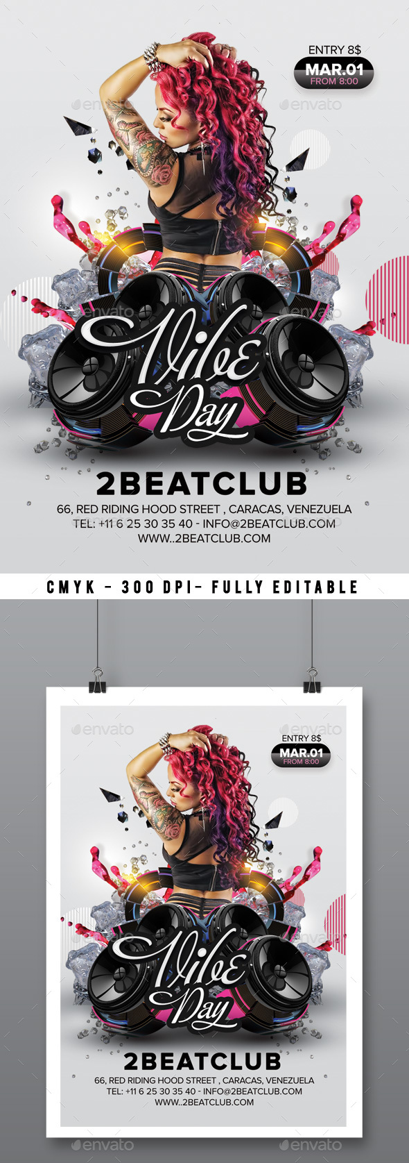 Vibe Day Party - Clubs & Parties Events