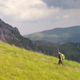 Mountain Traveler in the Summer - VideoHive Item for Sale