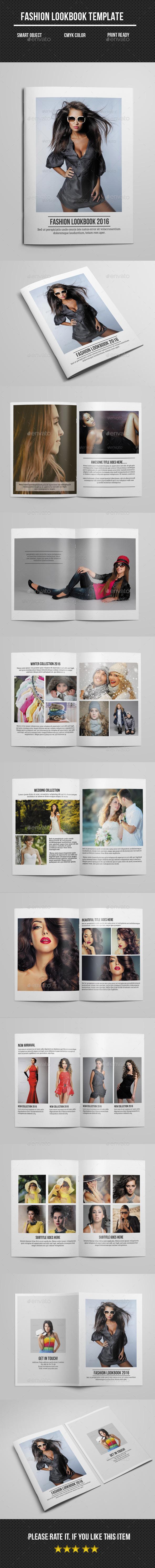 Fashion Lookbook - Corporate Brochures