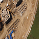 Aerial Shot Tractor In Building Construction - VideoHive Item for Sale