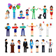 21 People Pack - GraphicRiver Item for Sale
