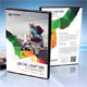 Corporate Business DVD Cover Template V04