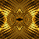 Golden Kaleidoscope Ver 1 - VideoHive Item for Sale