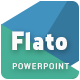 Flato - Powerpoint Template - GraphicRiver Item for Sale
