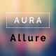 Aura Allure - Multipurpose Premium Muse Web Template