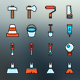 16 Building icons - GraphicRiver Item for Sale