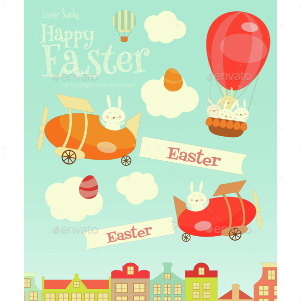 Easter Card - Seasons/Holidays Conceptual