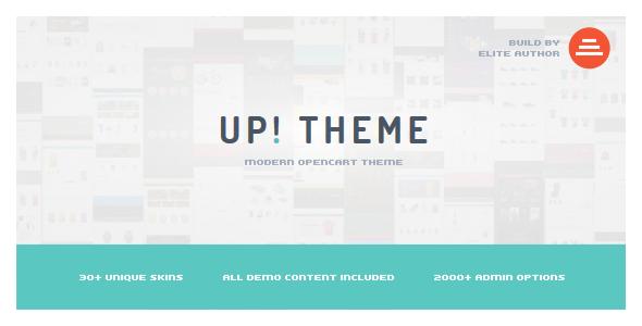 UP! - Multi-Purpose Responsive OpenCart Theme