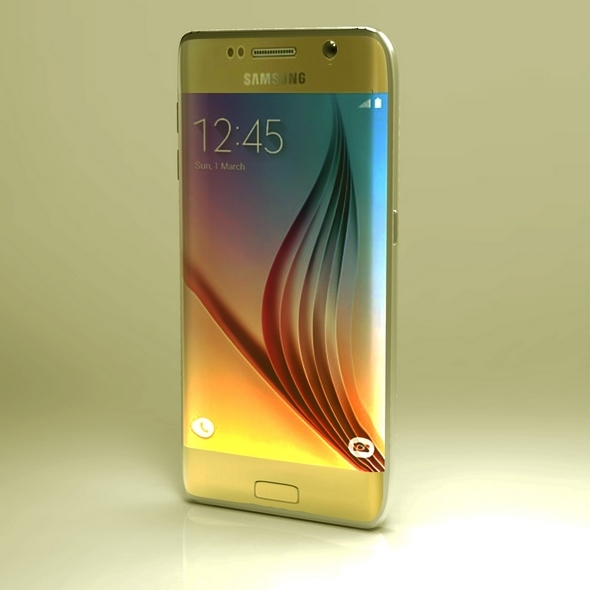 Samsung Galaxy s6 Edge - 3DOcean Item for Sale