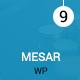 Mesar - Onepage Personal/Portofolio WordPress Theme