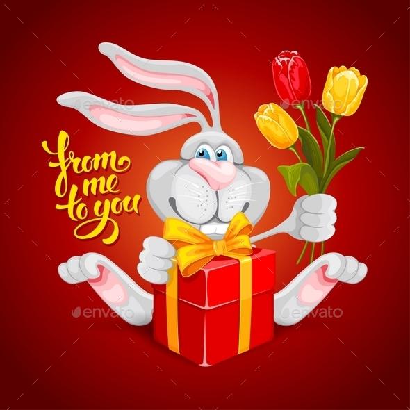 Valentines Day Greeting - Valentines Seasons/Holidays