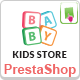 Baby Store-PrestaShop theme Nulled